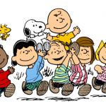 Charlie Brown, Snoopy et moi.