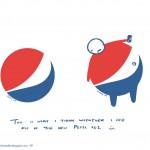 Après Tropicana, Pepsi.