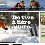 Le nouveau site de Chlorophylle est en ligne.