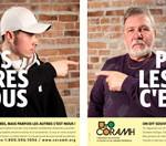 Une nouvelle campagne pour CORAMH